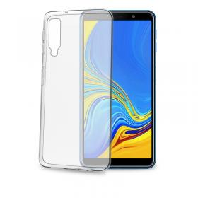 Celly Samsung Galaxy A70 Gelskin cover fra Celly - Teknikdele.dk
