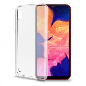 Celly Samsung Galaxy A10 Gelskin cover fra Celly - Teknikdele.dk