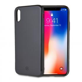 Celly Magnetisk Celly ghost skin iPhone X-XS cover - Teknikdele.dk