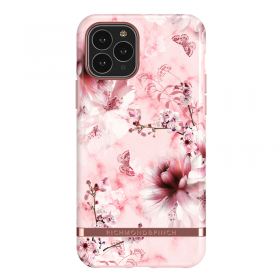 Richmond Richmond & Finch iPhone 11 Pro- Pink Marble Floral cover - Teknikdele.dk