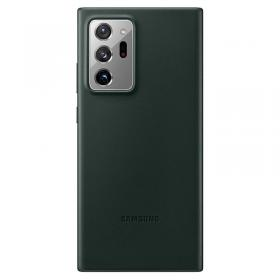 Samsung Leather Cover Samsung Galaxy Note 20 Ultra cover fra Samsung - Teknikdele.dk