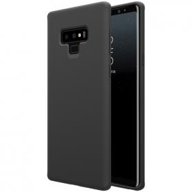 SiGN SiGN Samsung Galaxy Note 9 Liquid Silicone cover - Sort - Teknikdele.dk