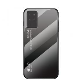 Taltech Gradient Color Samsung Galaxy Note 20 cover - Teknikdele.dk