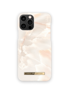 iDeal of Sweden IDeal Fashion iPhone 12/12 Pro cover- Rose Pearl Marble - Teknikdele.dk