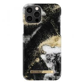 iDeal of Sweden IDeal Fashion iPhone 12/12 Pro cover- Black Galaxy Marble - Teknikdele.dk