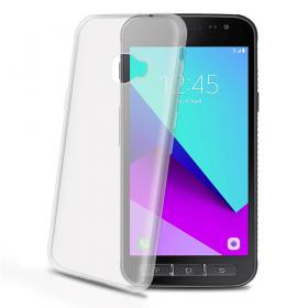 Celly TPU Samsung Galaxy Xcover 4 & 4S cover - Teknikdele.dk