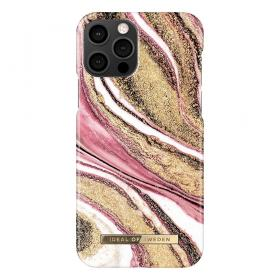 iDeal of Sweden IDeal Fashion iPhone 12/12 Pro cover- Cosmic Pink Swirl - Teknikdele.dk