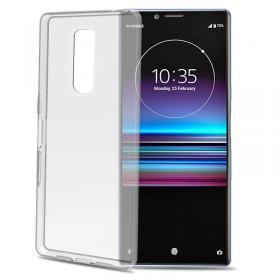Celly Sony Xperia 1 Gelskin cover fra Celly - Teknikdele.dk