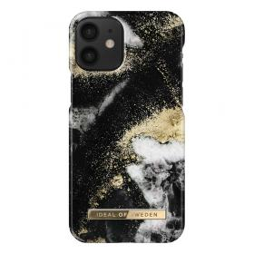 iDeal of Sweden IDeal Fashion iPhone 12 Mini cover- Black Galaxy Marble - Teknikdele.dk