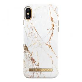 iDeal of Sweden IDeal Fashion Iphone X-XS- Carrara Gold cover - Teknikdele.dk