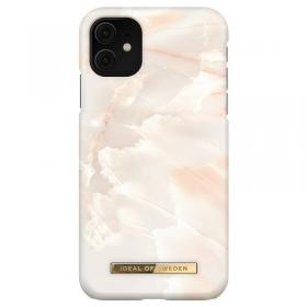 iDeal of Sweden iDeal Fashion iPhone 11/XR cover - Rose Pearl Marble - Teknikdele.dk