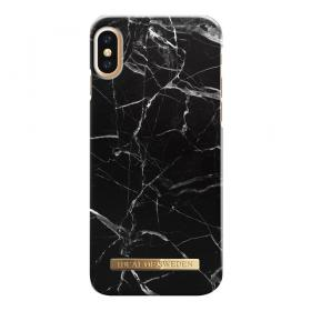 iDeal of Sweden IDeal Fashion Case till Iphone X-XS- Black Marble cover - Teknikdele.dk