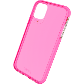 GEAR4 Gear4 D30 Crystal Palace iPhone 11- Neon Pink cover - Teknikdele.dk