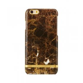 Richmond iPhone 6/6S - Brown Marble Glossy cover fra Richmond - Teknikdele.dk