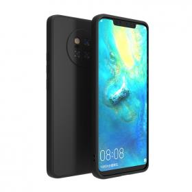 SiGN SiGN Huawei Mate 20 Pro Liquid Silicone cover - Sort - Teknikdele.dk