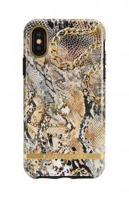 Richmond Richmond & Finch iPhone X-XS- Chained Reptile cover - Teknikdele.dk