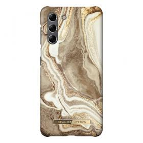 iDeal of Sweden iDeal Fashion Samsung Galaxy S21 cover- Golden Sand Marble - Teknikdele.dk