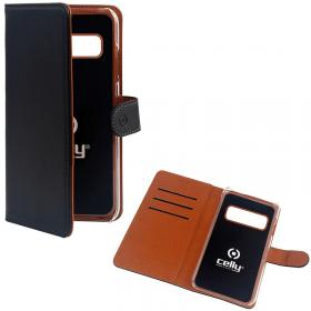 Celly Celly Wallet Samsung Galaxy S20 Ultra etui fra Celly - Teknikdele.dk