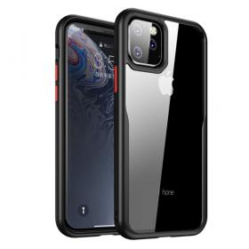 Taltech Sort IPAKY Star Series iPhone 11 Pro Max cover - Teknikdele.dk